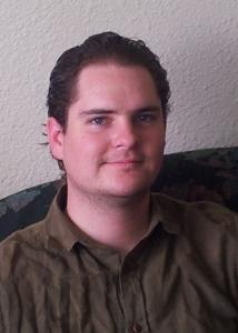 Bryce Powell headshot