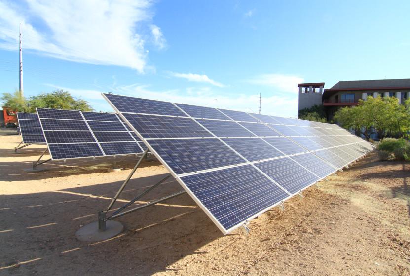 DRI Solar Panels