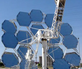 Solar energy project nexus in nevada