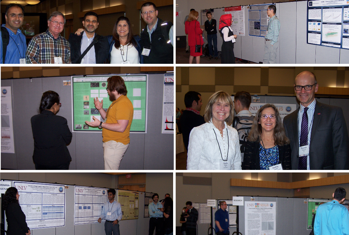 Nevada NSF EPSCoR research posters