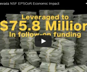 Nevada NSF EPSCoR Economic Impact
