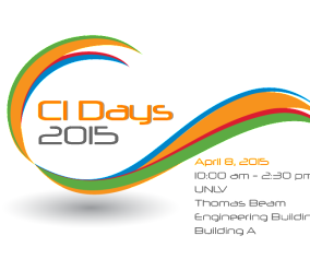 The Cyberinfrastructure (CI) Day