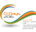 The Cyberinfrastructure Days 2016
