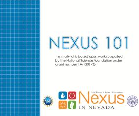 Nexus 101