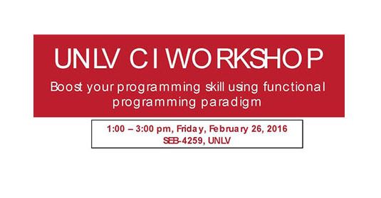 UNLV CL Workshop