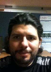 Carlos Camacho headshot