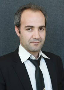 Hamid Khodabandehlous headshot