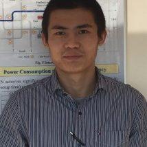Zhao Headshot