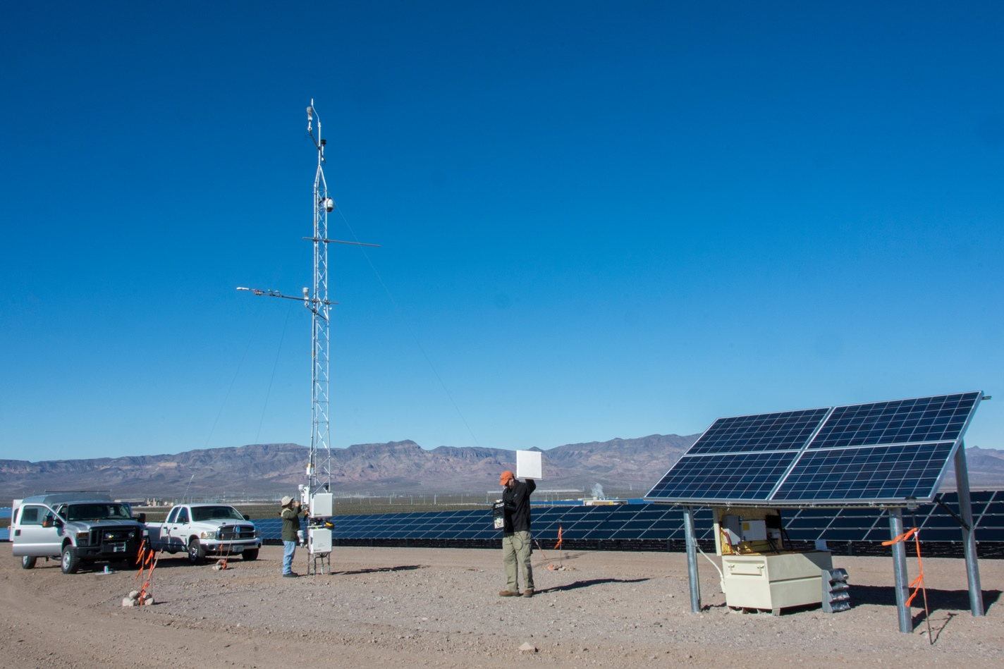 A Bird's Eye View of Solar Facility Impacts