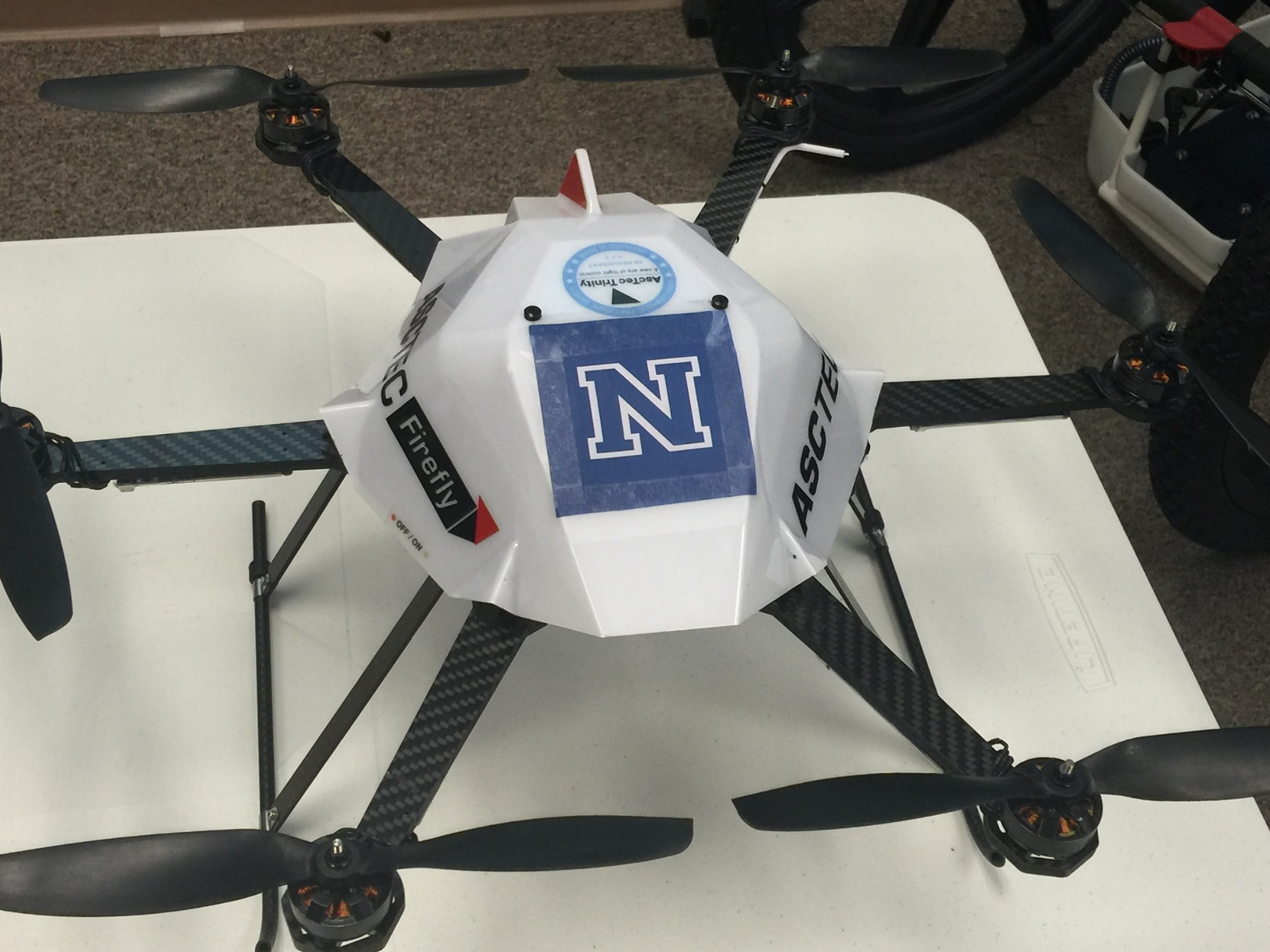 University of Nevada, Reno Drone