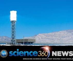 Science360 News: Clean and dry water-free cooling for solar energy