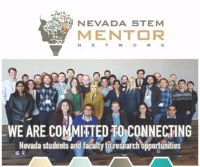 Group photo of Nevada STEM Mentors