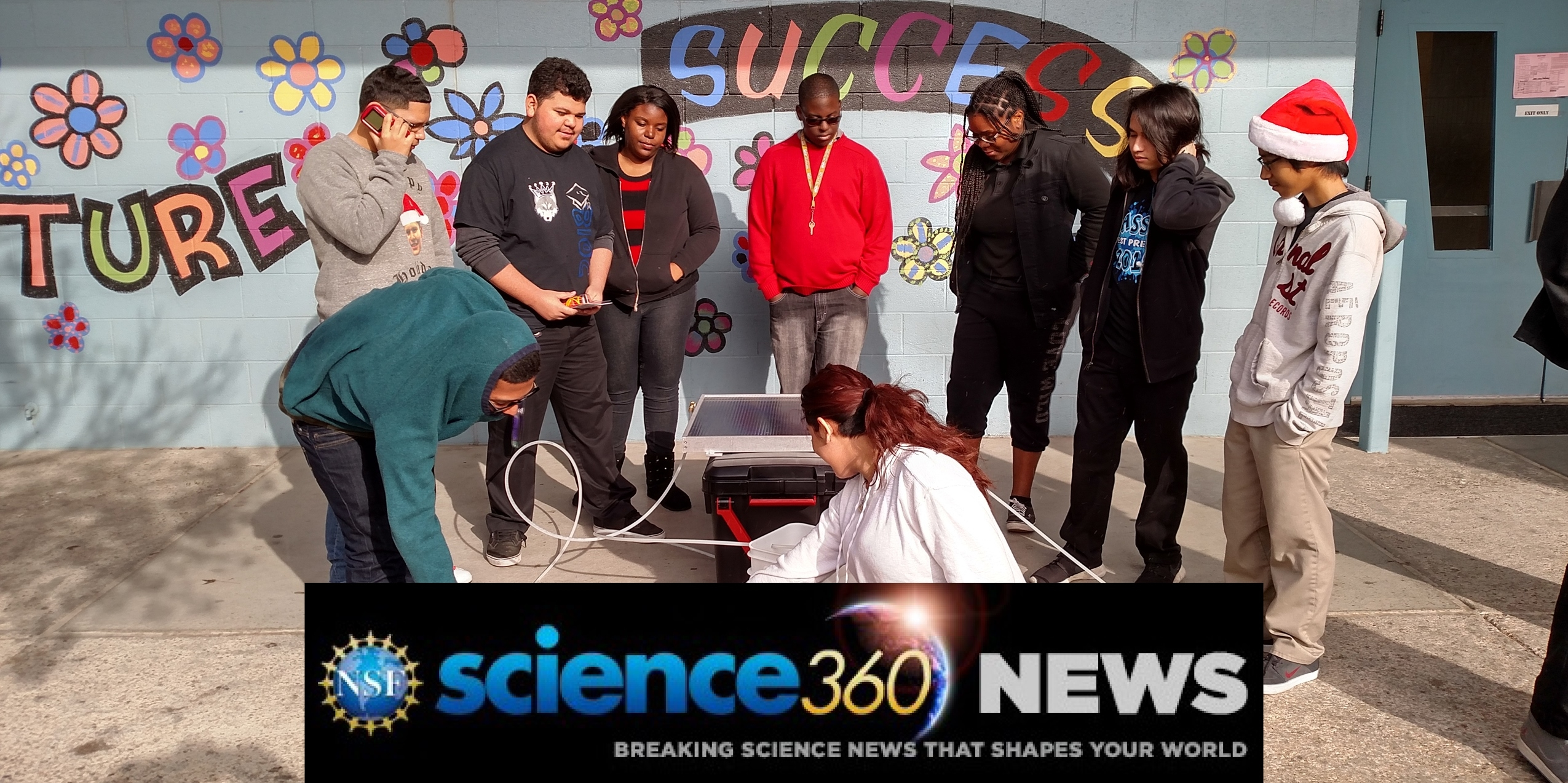 Science 360 News Archives