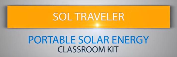 SOL Traveler Portable Solar Energy Classroom Kit