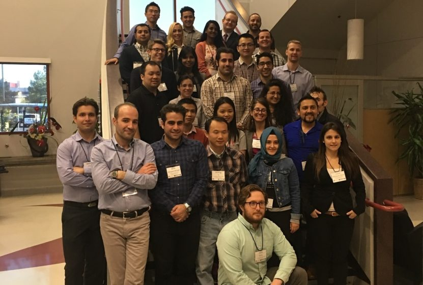 Graduate Students 2017 Solar Nexus Annual Meeting