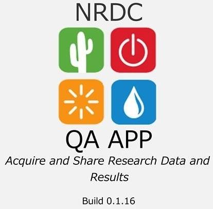 NRDC QA APP
