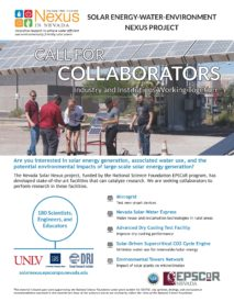 Call for Collaborators