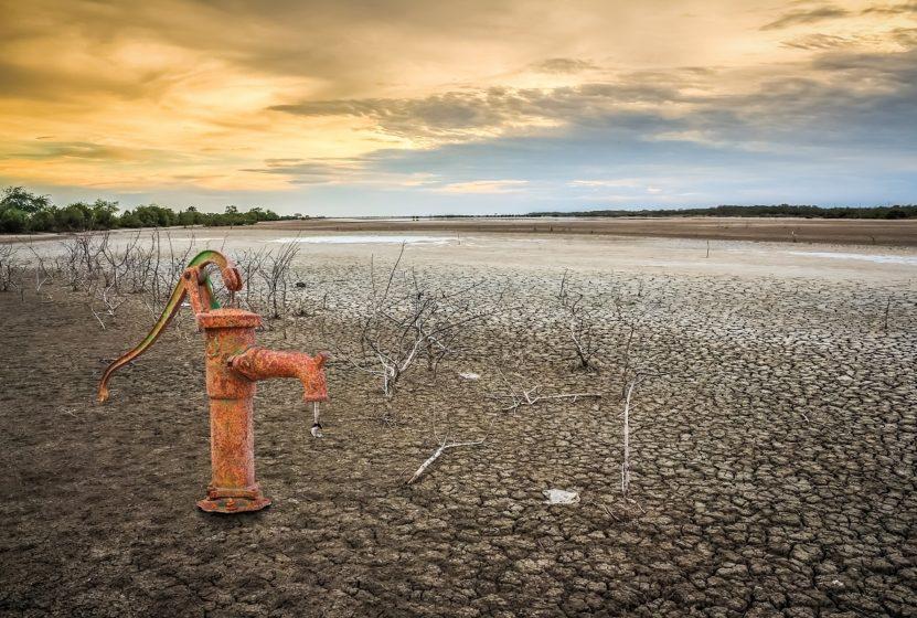 Shutterstock Desert Water Pump