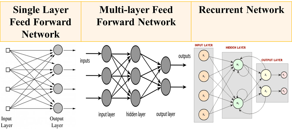 Types of Neural Networks Used for Prediction