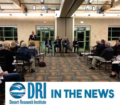 DRI in the news Nevada Solar NEXUS project